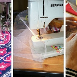 Learn How To Sew: Different Types of Sewing Machine