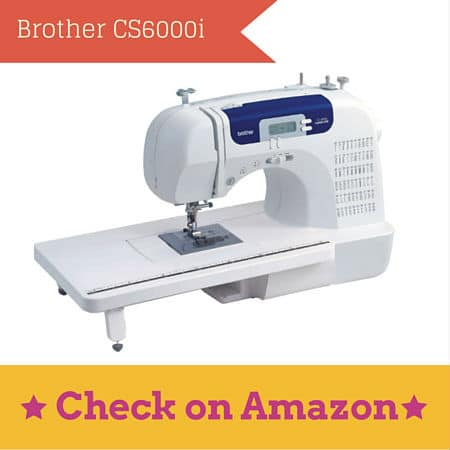 Brother CS600i