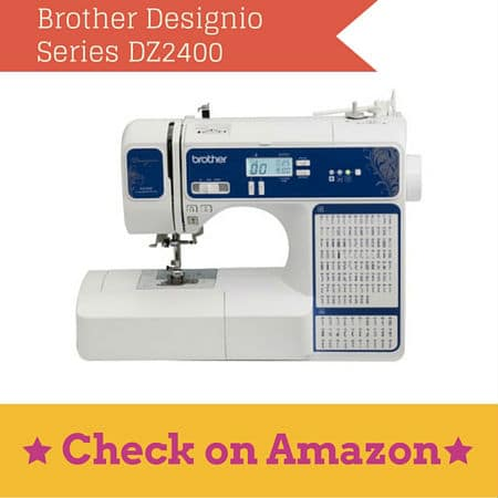 Brother Designio Series DZ2400