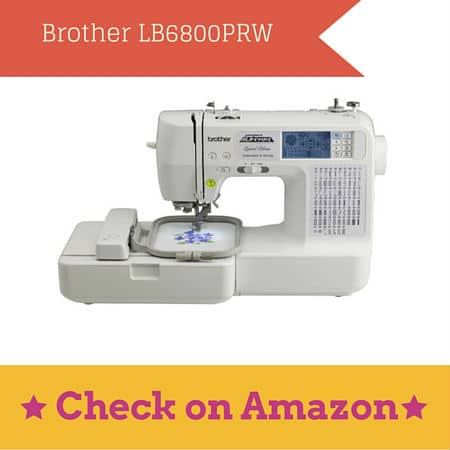 Brother LB-6800PRW