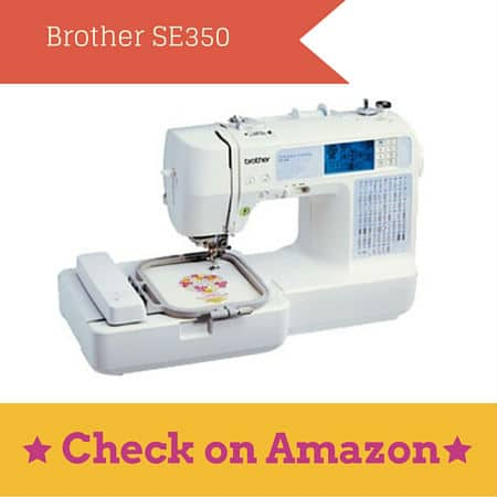 Brother SE350