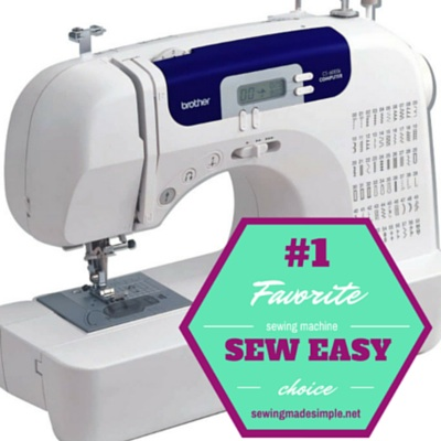 Best Sewing Machine For Beginners Brother CS40i Review Sewing Gorgeous Best Sewing Machine To Learn On