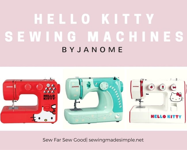 hellow sewing machine