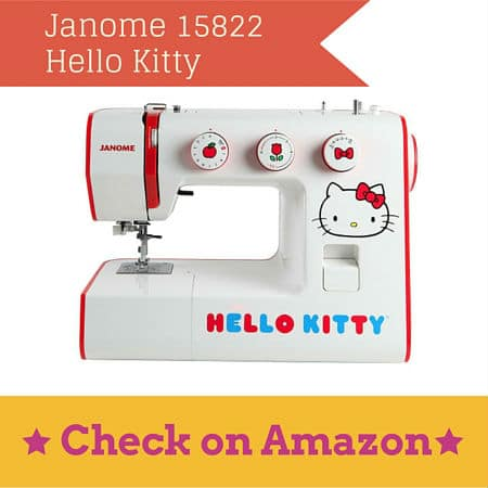 Janome 15822 Hello Kitty