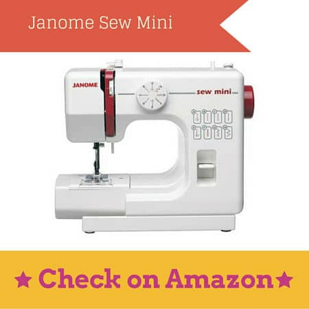 Best Mini Sewing Machines In 40 Reviews And Comparison Sewing Impressive Sew Lite Sewing Machine Review