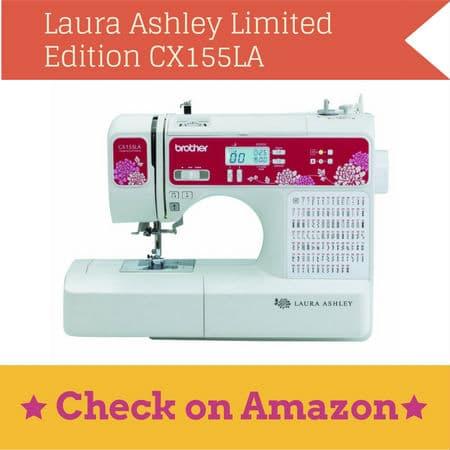 sewing machine cx155la
