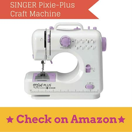 SINGER Pixie-Plus Craft Machine