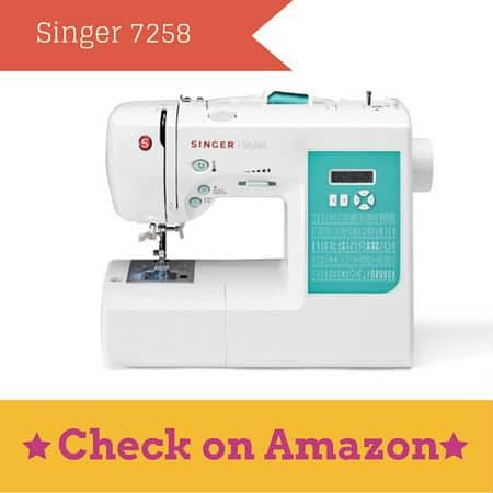 Singer 7258