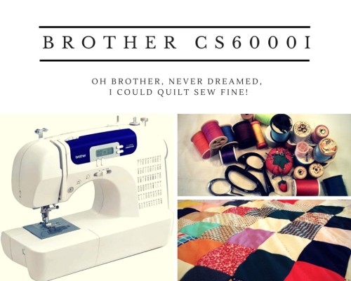 Best Sewing Machine For Beginners Brother CS40i Review Sewing Gorgeous Good Sewing Machine For Beginner Quilter