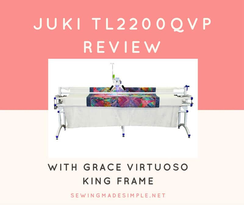 Juki TL2200QVP Review