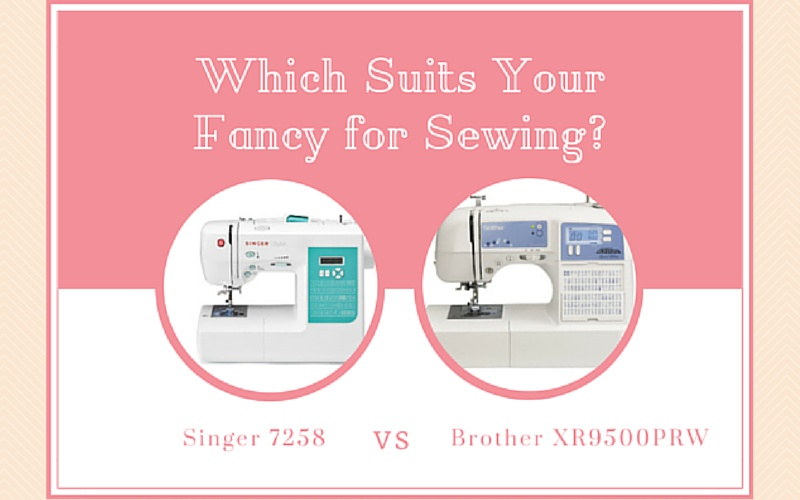 xr9500prw sewing machine review