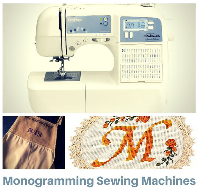 Best Beginner Monogramming Sewing Machines Compared Sewing Made Simple Interesting Monogram And Sewing Machine