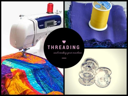 threading and winding