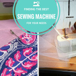 How To Get A Fabulous Sewing Machine On A Tight Budget