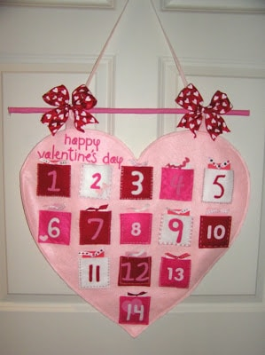 Feb 2 Valentine Countdown