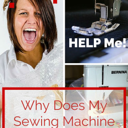 Why Does My Sewing Machine Keep Jamming?