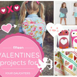 15 Sewn Valentine's Gifts Your Special Little Girl Will Love