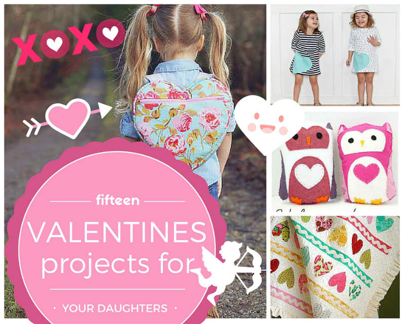 valentines projects for daughters