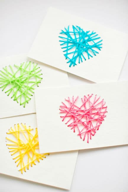 yarn-string-heart-card-kids