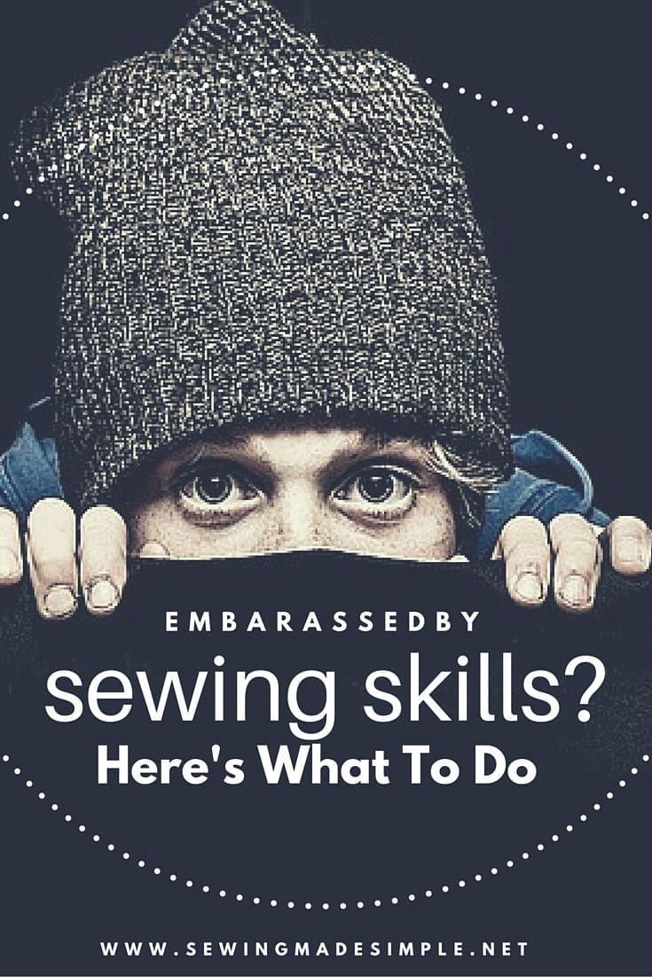 improve sewing skills