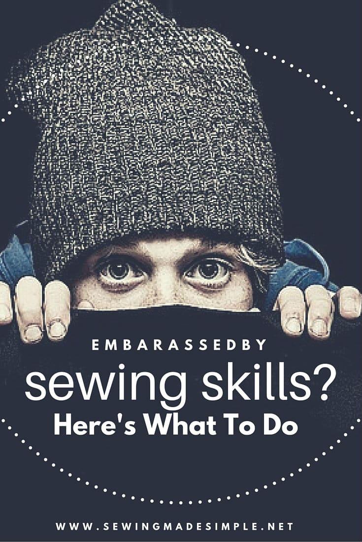 improve sewing skills