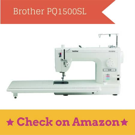 Best Industrial Sewing Machines For 40Sewing Made Simple Mesmerizing Brother Pq1500sl Sewing Machine
