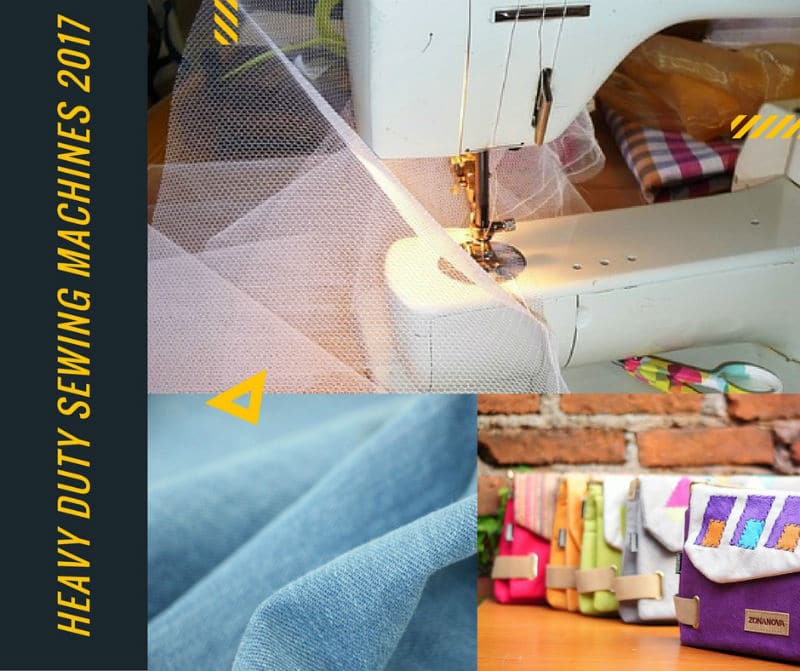 best sewing machine heavy duty