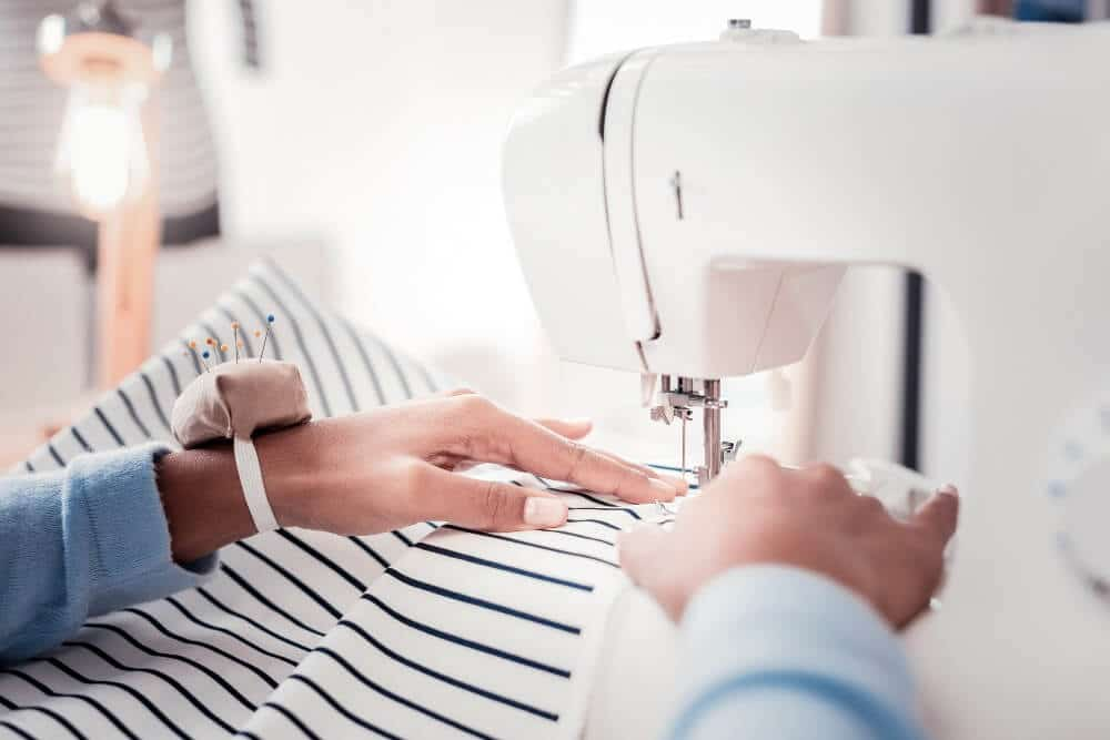 How To Sew Seams And Make Hems